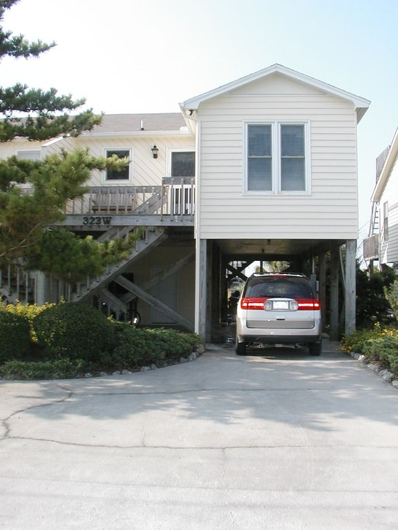 Holden Beach townhome rental - Holden Sol
