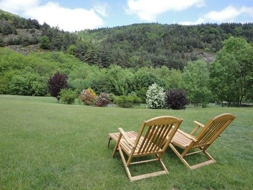 Pause nature and quiet holiday in Ardeche.