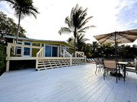 Spectacular, oceanfront home w/ private pool & boat docks - an island paradise!