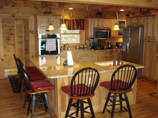 Maggie Valley cabin photo - Kitchen