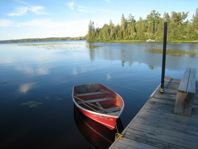 Ely cabin rental - Boat rentals available