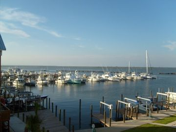 Dauphin Island townhome rental - Private Boat Lift available for each unit.