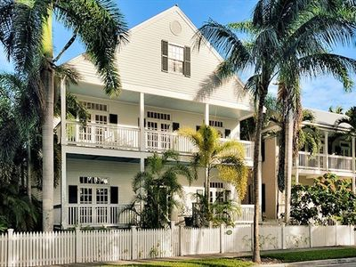 A grand home in Key West's most exclusive gated community.