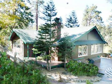 Ironwood Estates cabin rental - Nestled in Trees and only a 1 block walk into the VILLAGE!
