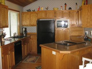 Sunriver house photo - Kitchen with all new appliances