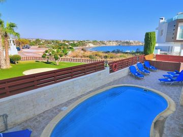 Vacation home Chronas Villa  in Coral Bay - Peyia, Akamas Peninsula - 8 persons, 4 bedrooms
