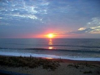 Salisbury Beach cottage rental - Sunrise on Salisbury