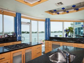 St Pete Beach house photo - sub zero fridge,walk in pantry,laundry room,,2sinks,2 tvs and custom lighting.