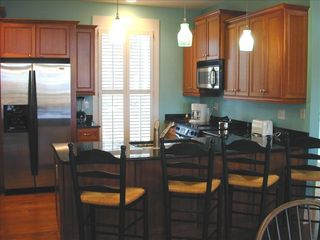 Daufuskie Island cottage photo - Fully Equipped Kitchen with stainless & granite