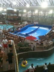 Jay Peak house photo - The Pump House waterpark is open!!