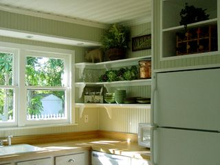 Gulfport cottage photo - Country kitchen