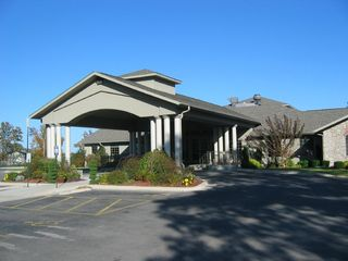 Branson condo photo - Pointe Royale Clubhouse Entrance