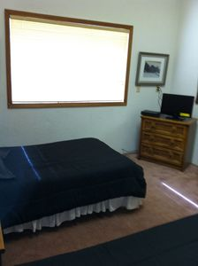 Angel Fire house rental - 4th Bedroom - 2 twins Adjoining attached garage