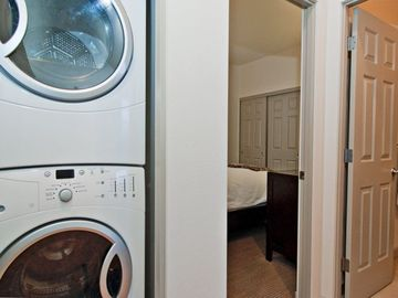 Washer and Dryer provided for Guest Convenience