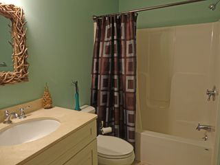 Bridgton house photo - Second bathroom