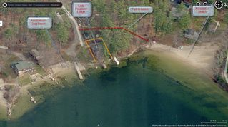 Sebago Lake Basin cabin photo - View of Lady Pepperell Lodge in Bing Maps