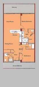Treasure Island Floor Plan