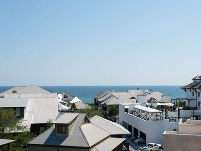 Rosemary Beach- Beautiful views of the Gulf of Mexico