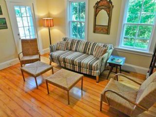 Vineyard Haven house photo - Family/TV Room Has Media Center & Additional Entertaining Space