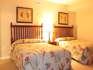 Kingston Plantation condo photo - Guest room with lovely views of Kingston Shores.