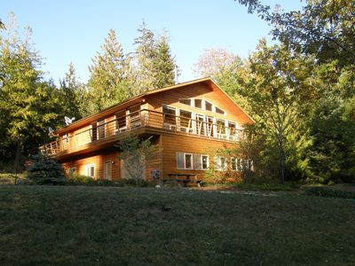Sequim lodge rental - The Retreat