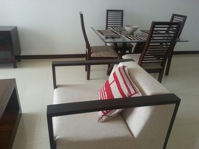 2 B/R Apt : In the heart of Colombo 2
