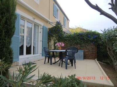 Maisonette comfortably up to 6 persons 300m from the sea