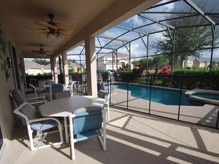Kissimmee house photo - Large Pool