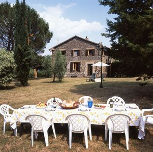 country house with pool in Umbria Orvieto