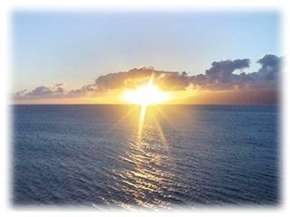 Kahana condo photo - Sunsets out of this world!