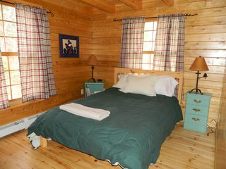 Carrabassett Valley house photo - Bedroom on the main floor