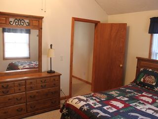 Crystal Mountain, Thompsonville chalet photo - Bedroom