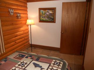 Blue River cabin photo - Another View of Smaller Bedroom