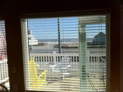 Galveston house rental - beautiful views from the front windows