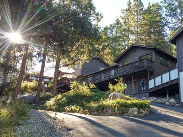 Idyllwild house rental - View from the street