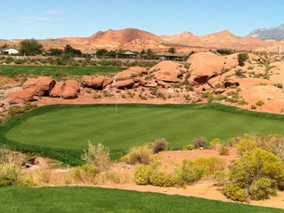 St. George house photo - Coral Canyon Golf Course