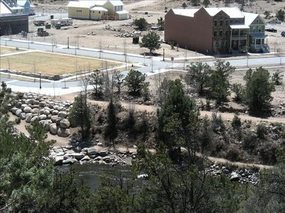 Buena Vista condo rental - 75 Yards to Arkansas River