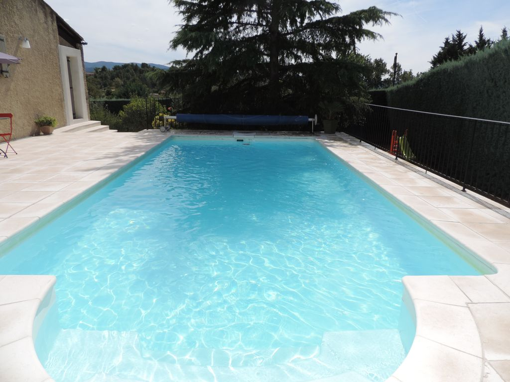 Peaceful house, with pool , Les Grands Cléments, Provence and Cote d