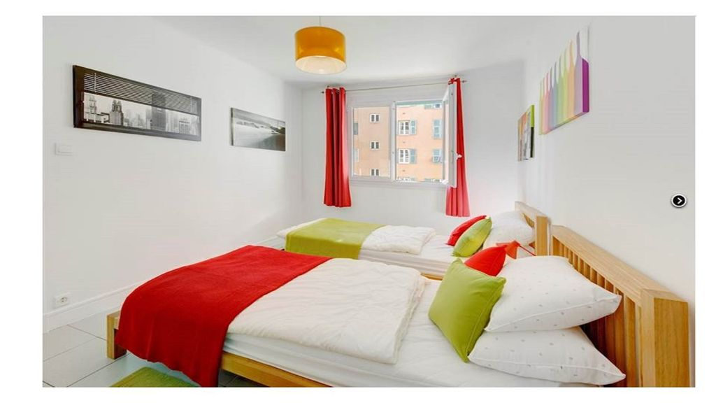 Apartment Nice Le Port For 137 M²