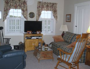 Wellfleet condo photo - Living Room