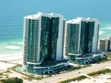 Orange Beach condo rental - Turquoise Place 1302-C is located in the tallest and newest tower!