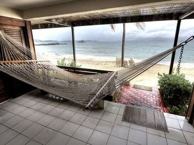 2 CAN RELAX IN YOUR PRIVATE HAMMOCK