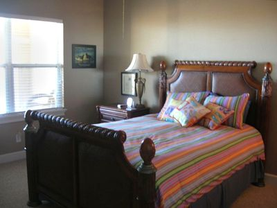 Spacious Master Bedroom with Huge Private Shower and Walk in Closet!