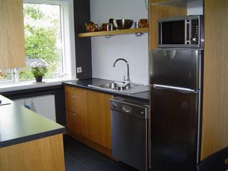Reykjavik apartment photo - Fully equipped kitchen for 4 persons.
