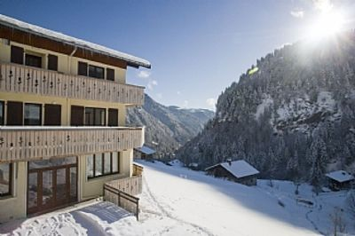 Spacious Self-catering Apartments With On-site Spa And Bar