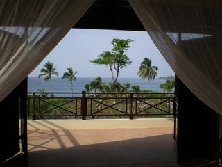 Samana villa photo - every one with a large terasse and nice sea view