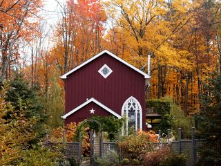Woodstock cottage photo - The Haven in autumn.