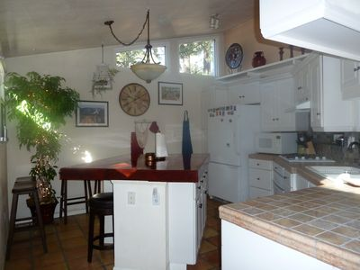 Enjoy preparing all your meals and family gathering on this spacious island