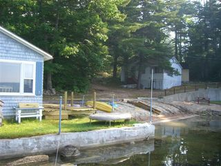 New Durham cottage photo - Beach area