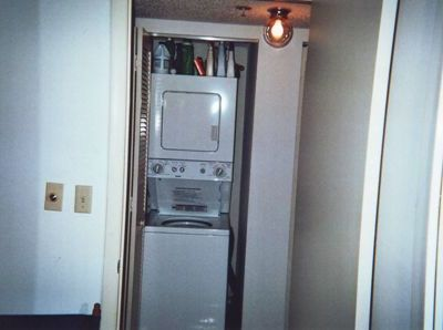 Large Washer/Dryer